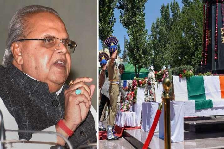 jammu kashmir governor satyapal malik says anantnag...- India TV
