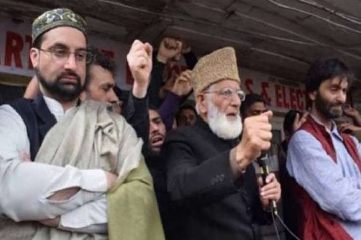 Kashmiri separatist leaders received funds from abroad,...- India TV
