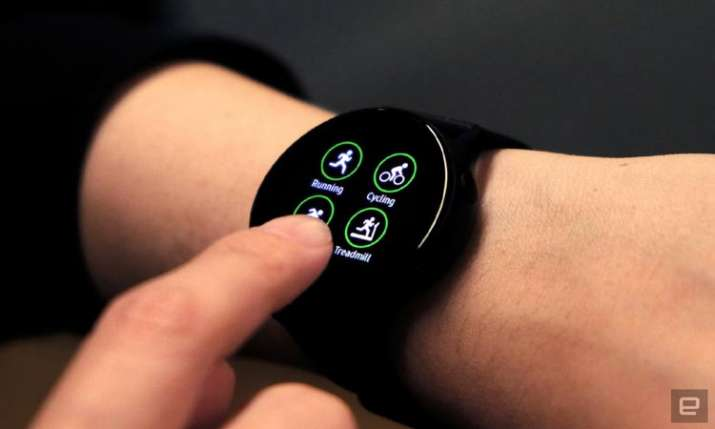 Samsung Launches Galaxy Watch Active, Galaxy Fit & Fit e - India TV Paisa