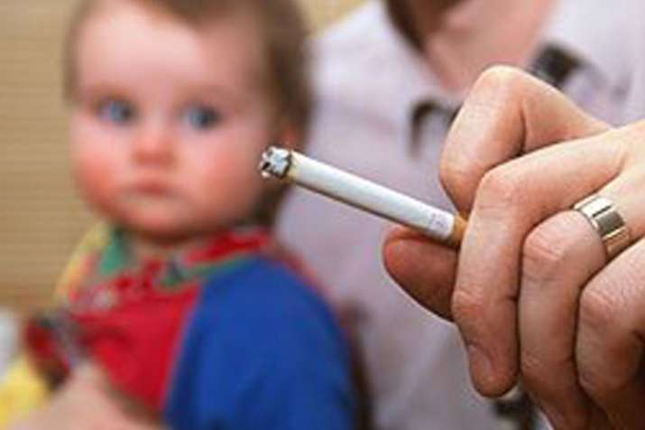 Fathers Nicotine Use Can Cause >> Fathers Nicotine Use Can Cause Cognitive Problems In Children And