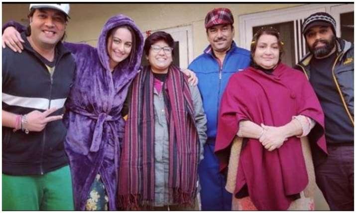 Sonakshi sinha upcoming Film- India TV