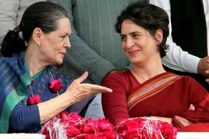 Sonia Gandhi and Priyanka Gandhi visit Raebareli for thanking voters   PTI File- India TV