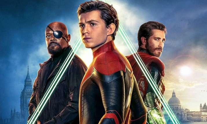 स्पाइडर मैन- फार...- India TV