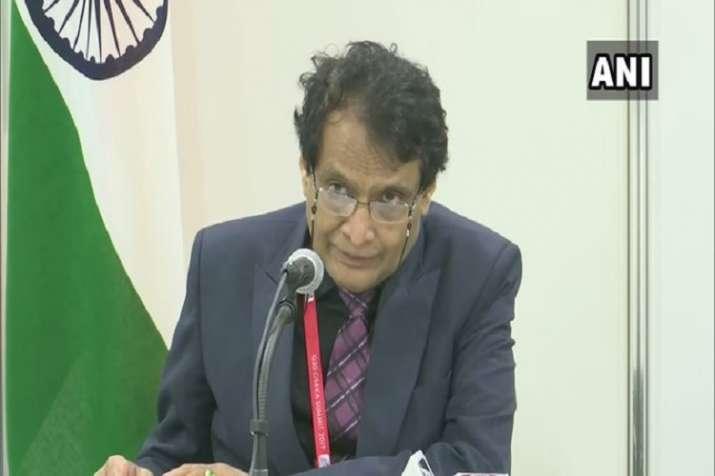 Suresh Prabhu, India's Sherpa to the G20 in Osaka on Saturday - India TV Paisa