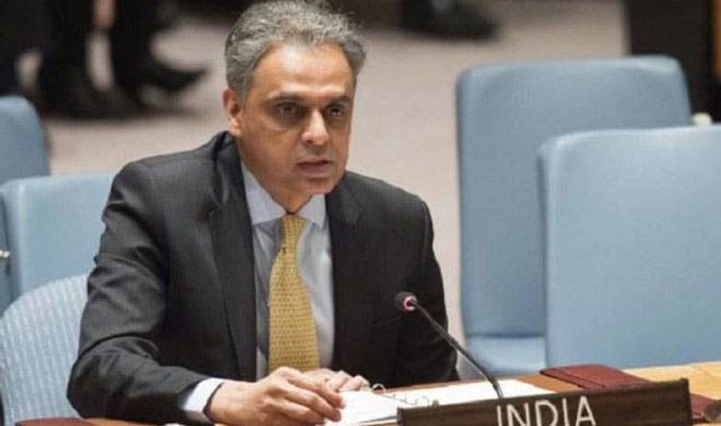 Asia Pacific Group at UN unanimously endorses India's candidature for a non permanent seat of the UN- India TV