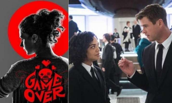 Game Over and MIB leaked online- India TV