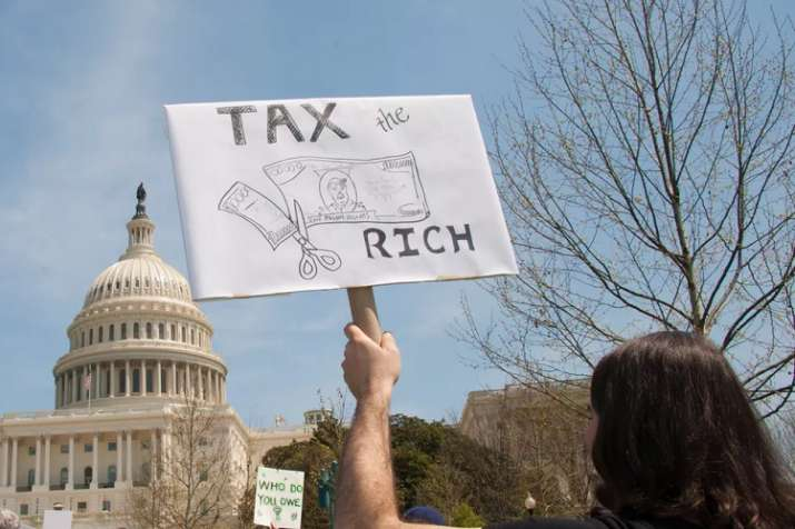 US billionaires urging US government more tax on them to eradicate poverty- India TV Paisa