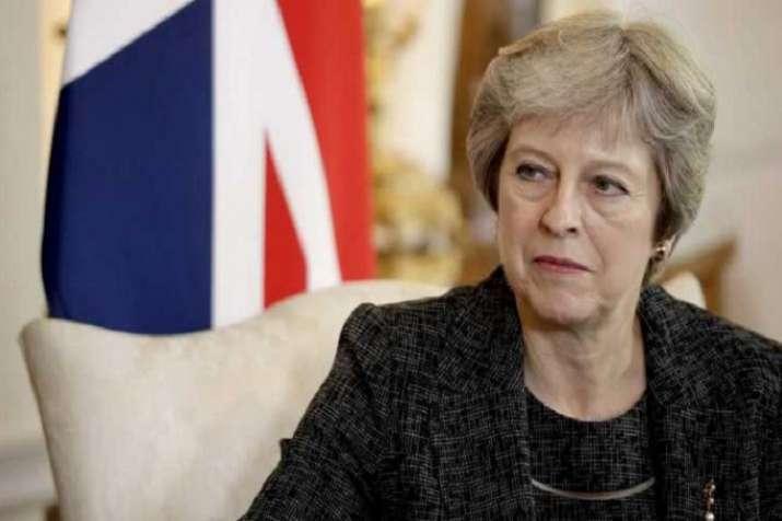 Theresa May- India TV