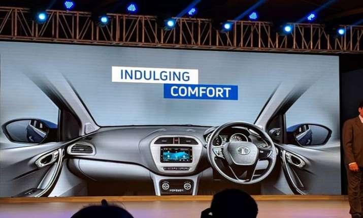 Tata Motors launches AMT variants of compact sedan Tigor- India TV Paisa