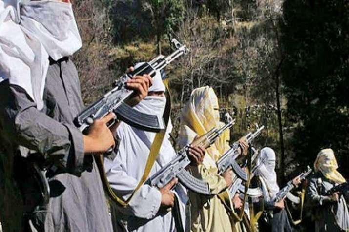 List of top 10 wanted militants in Kashmir - India TV
