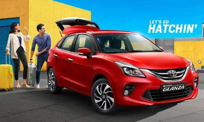 Toyota launches Glanza in India; price starts at Rs 7.22 lakh- India TV Paisa