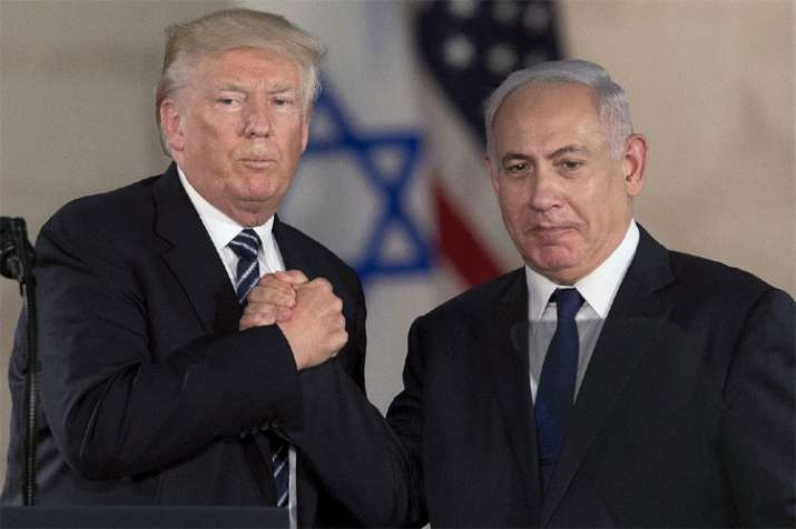 United States and Israel waging war against Palestinians, says Mohammed Ishtayeh | AP File- India TV