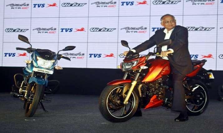 tvs motor company- India TV Paisa