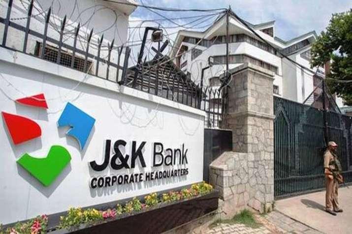 J&K Bank- India TV