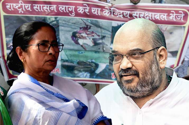 BJP forms 3-member committee to probe deaths in Bhatpara clashes in Bengal- India TV