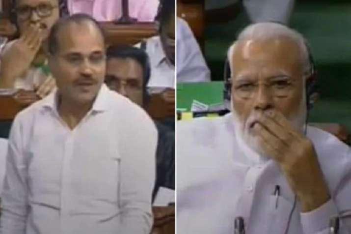 Congress leader Adhir Ranjan Chowdhury made...- India TV