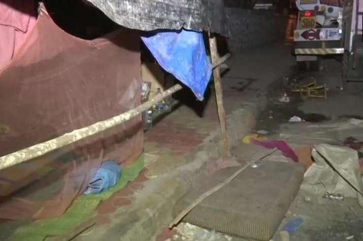 Mumbai Footpath Accident- India TV