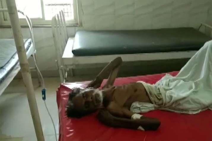 District Civil Hospital, Sagar- India TV