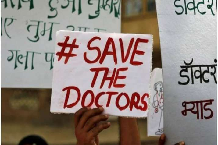 Save Doctors- India TV