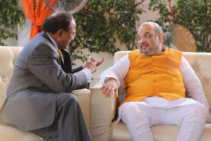 Amit Shah- India TV
