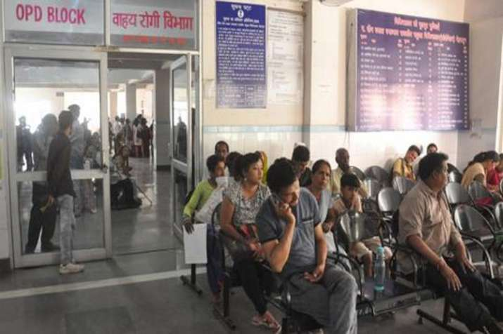District Hospital- India TV