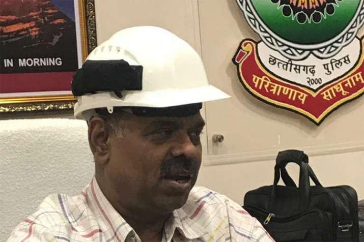 AC Helmet- India TV