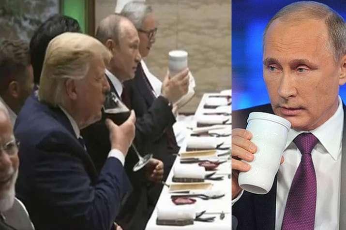 Putin in G20- India TV