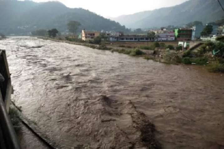Cloud burst in Almora and chamoli of Uttrakhand- India TV