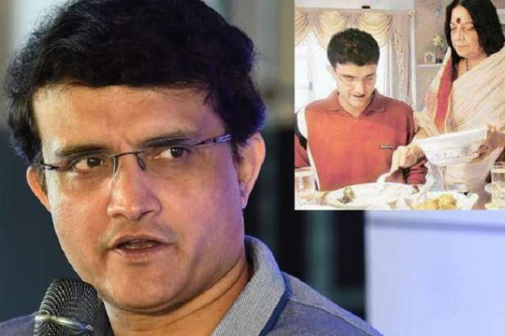 Saurav Ganguly's mother hospitalised with heart ailment.- India TV
