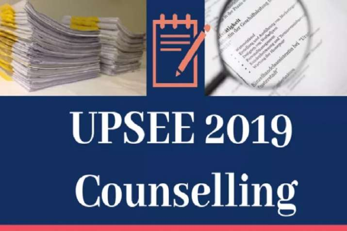 UPSEE counselling 2019 UPSEE Counselling dates schedule document verification begins check the detai- India TV