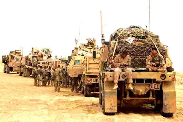 United States sending 1000 additional troops to Middle East amid Iran tensions | AP File- India TV