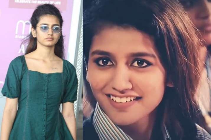 प्रिया प्रकाश- India TV