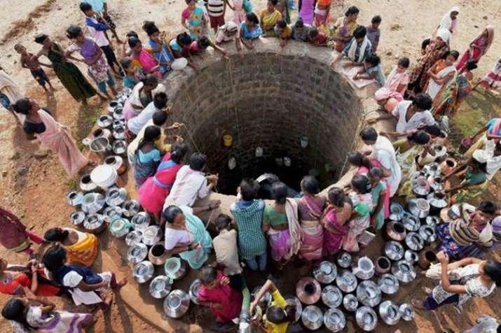 देश के 18 राज्यों में जल संकट गहराया, मॉनसून में देरी से संकट बढ़ने के आसार- India TV