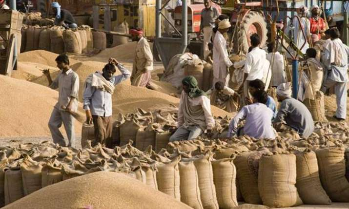wheat procurement on support price till June 30 - India TV Paisa