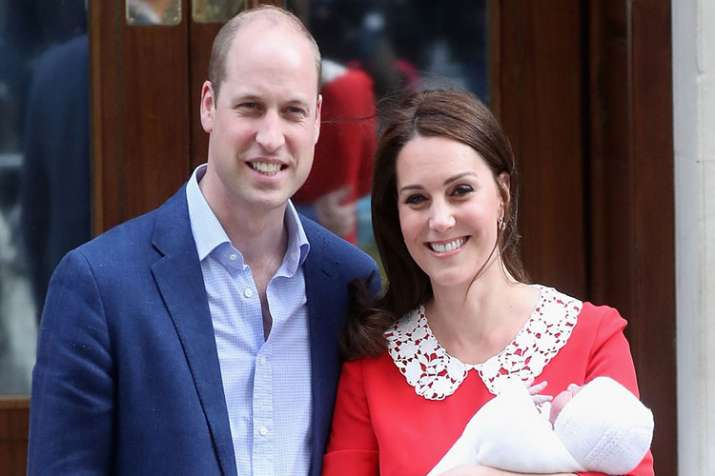 Kate Middleton and Prince William- India TV