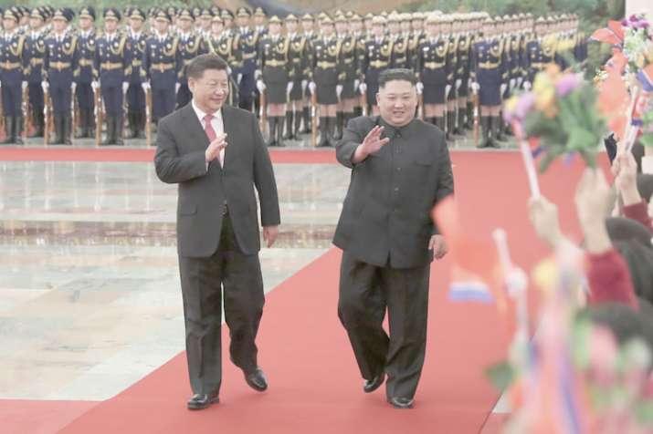 Xi Jinping of China lands in North Korea to meet Kim ahead of Trump talks   AP File- India TV