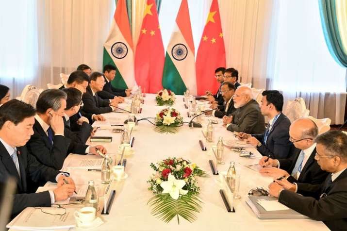 India and China do not pose 'threats' to each other, says Chinese President Xi to PM Modi | AP- India TV