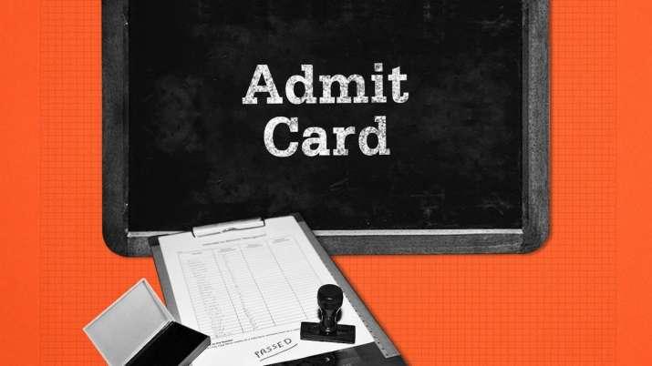 upsc capf ac admit card- India TV