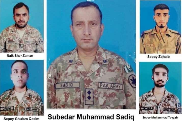 PAK SOLDIERS- India TV