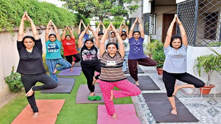 yoga in universities- India TV