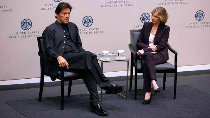 Imran Khan acknowledges pak based terrorists operate in Kashmir- India TV