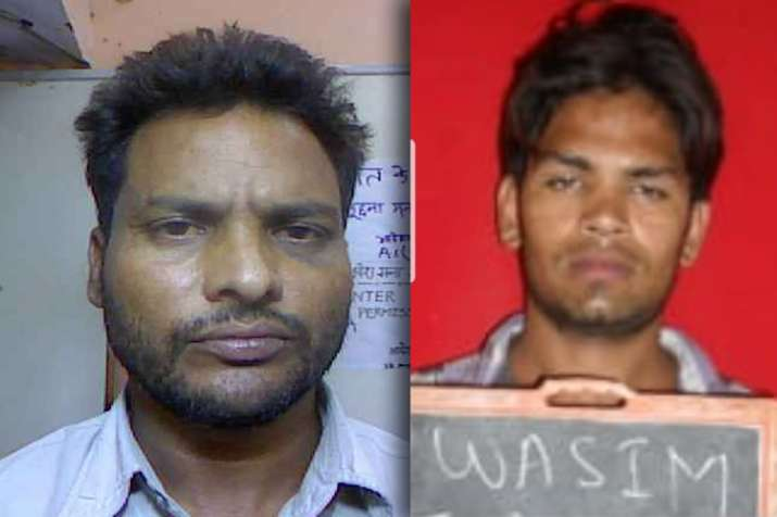Two arrested after an encounter between police and criminals in Ghazipur of Delhi.- India TV