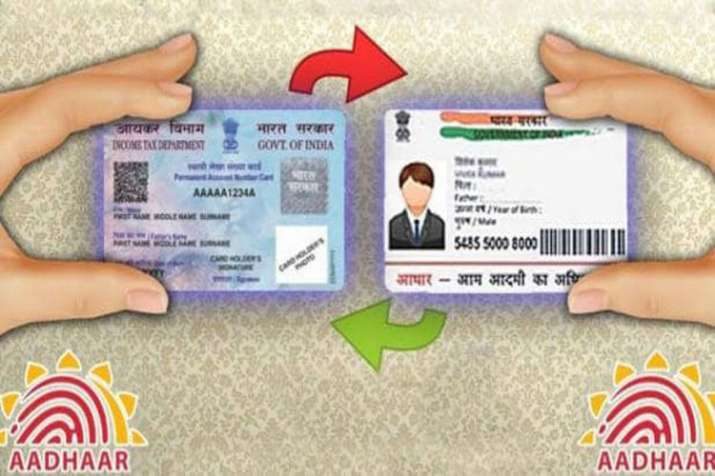 Aadhaar can be used for cash transactions beyond Rs 50,000 in place of PAN- India TV Paisa