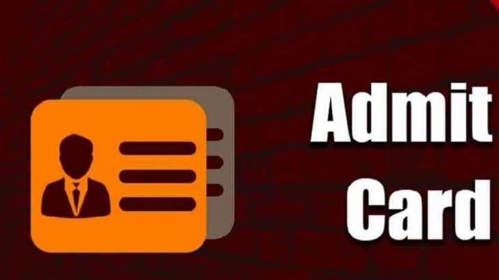 epfo ssa admit card 2019- India TV