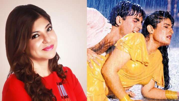 Alka Yagnik on Tip Tip Brasa Pani Remake- India TV