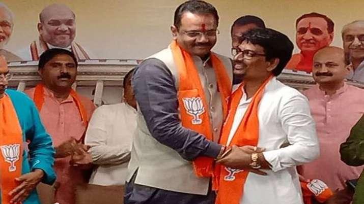 Alpesh Thakor and Dhaval Singh joins BJP on Thursday- India TV