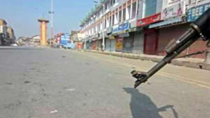 अलगाववादियों के बंद के कारण रोकी गई अमरनाथ यात्रा- India TV