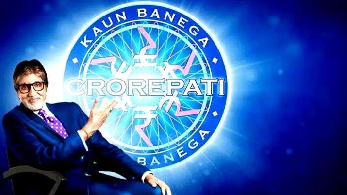 Amitabh Bachchan in Kaun Banega Crorepati - India TV