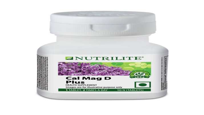 Amway India strengthens its Nutrition portfolio; Launches Nutrilite Cal Mag D Plus- India TV Paisa