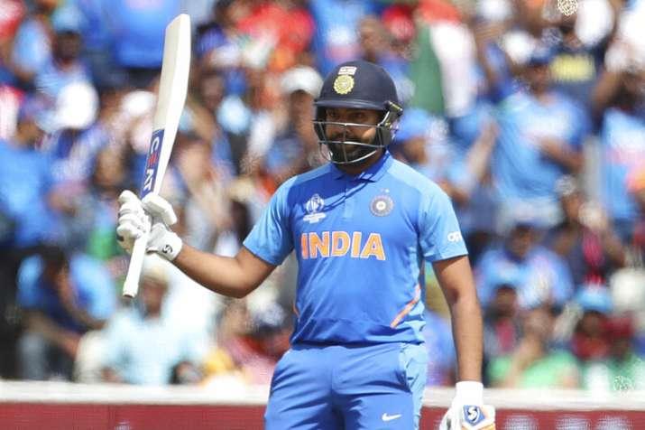 भारत बनाम बांग्लादेश: रोहित शर्मा ने जड़ा वर्ल्ड कप 2019 का चौथा शतक, लगाई रिकॉर्ड्स की झड़ियां- India TV